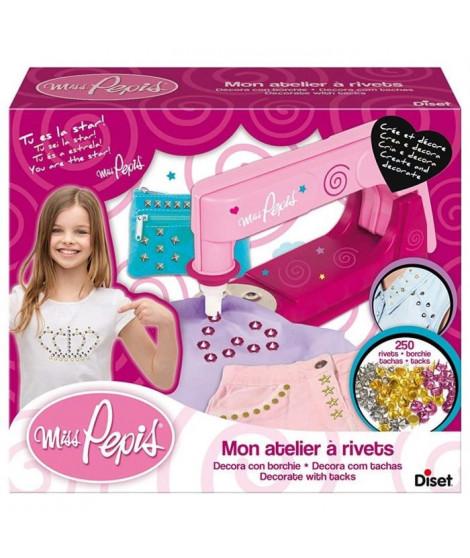 Miss Pepis - Mon Atelier a Rivets