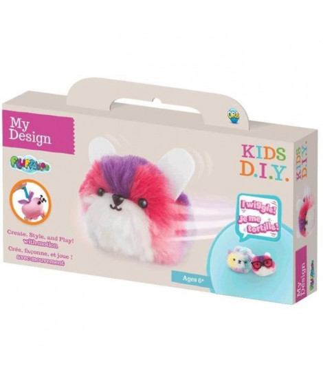 ORB My Design Fluffable Motion Creme Glacée