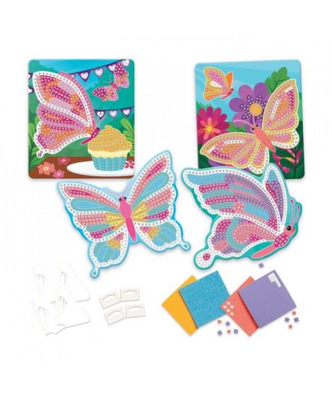 ORB Mosaiques Autocollantes Papillons