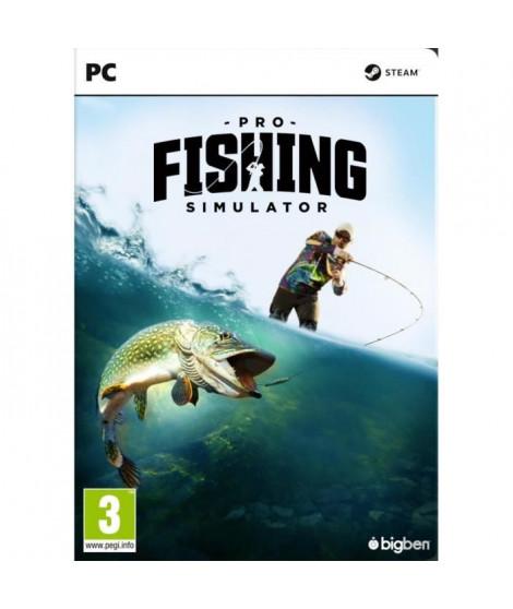 Pro Fishing Simulator Jeu PC
