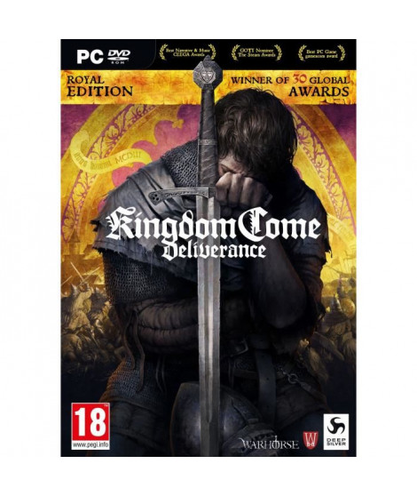 Kingdom Come Deliverance - Royal Edition - Game Of The Year Jeu PC