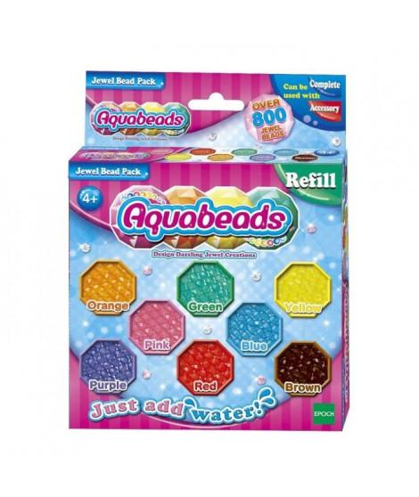 AQUABEADS Perles Multi-Facettes