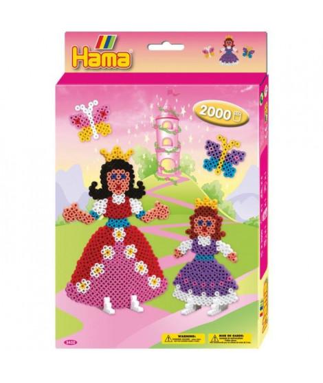 "HAMA Boîte ""Les Princesses"""