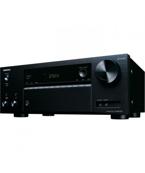 ONKYO TX-NR555 Amplificateur Tuner Noir A/V réseau 7,2 canaux