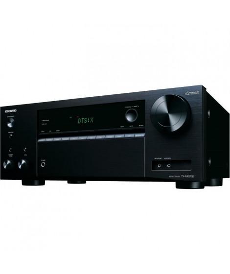 ONKYO TX-NR575E(B) Amplificateur Tuner Noir A/V réseau 7,2 canaux