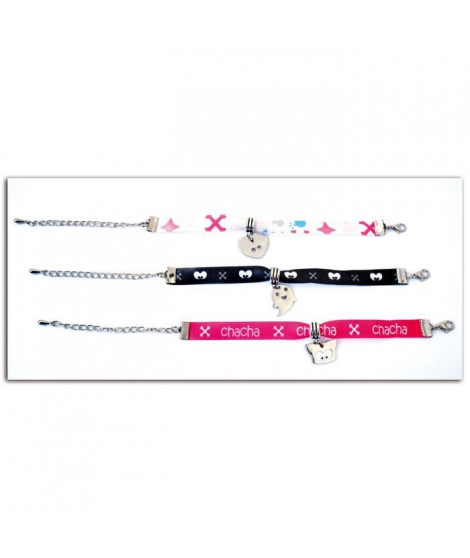 CHACHA Kit de 3 bracelets