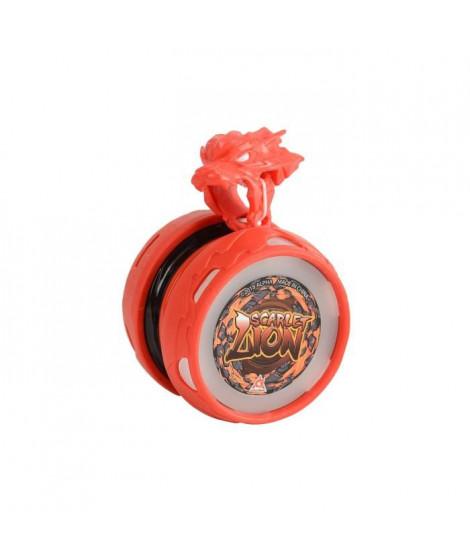 BLAZING TEAM Yo-yo Commandeur Foudroyeur Niveau 1 - Scarlet Lion yoy