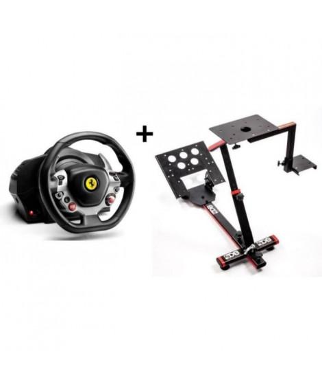 Volant Ferrari Racing Wheel Italia XBOX One PC + 69DB Support Wheel Stand EVO OFFERT