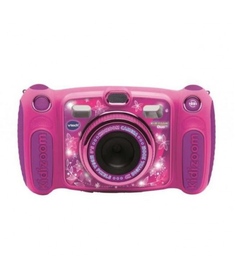 VTECH - Kidizoom Duo 5.0 Rose - Appareil Photo Enfant