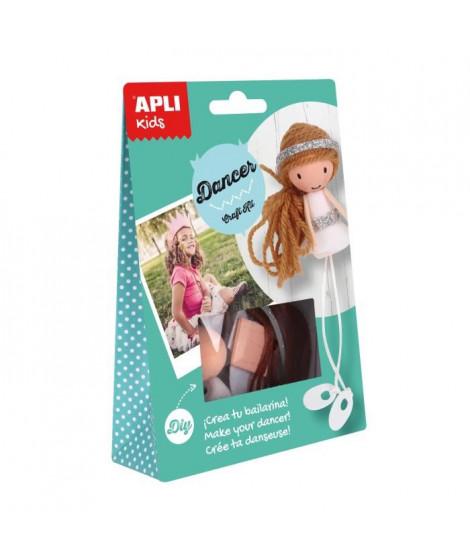 APLI Boîte kit créatif Ballerine