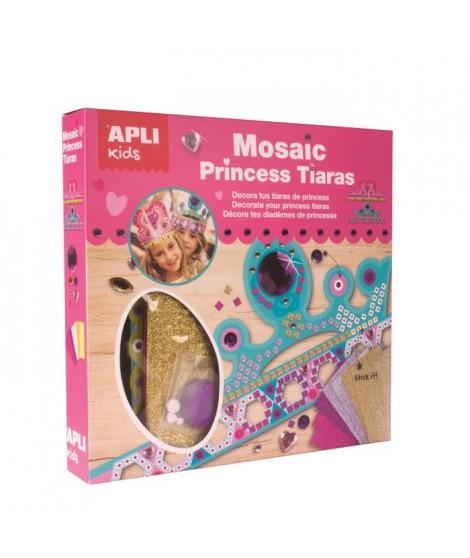 APLI Kit 2 diademes de princesse