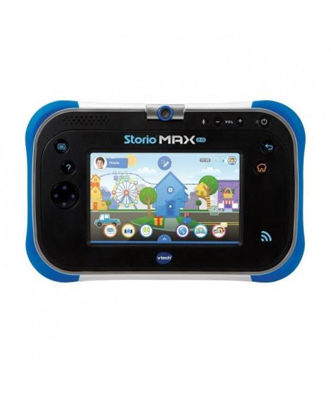 """VTECH - Console Storio Max 2.0 5"""" Bleue - Tablette Éducative Enfant 5 Pouces"""