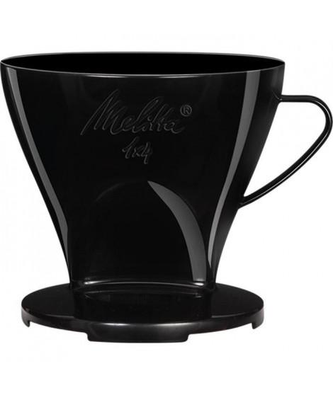 MELITTA Porte-filtre a café 1x4 - Noir
