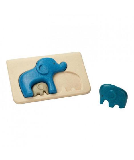 PLAN TOYS Mon 1er puzzle Eléphant