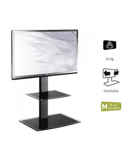 "ERARD STUDIO 600 Meuble TV Support orientable 19"" a 32"""