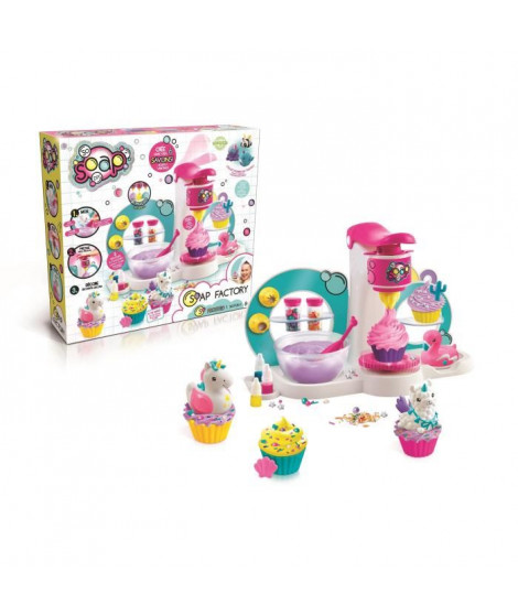 CANAL TOYS - SO SOAP DIY - Soap Factory