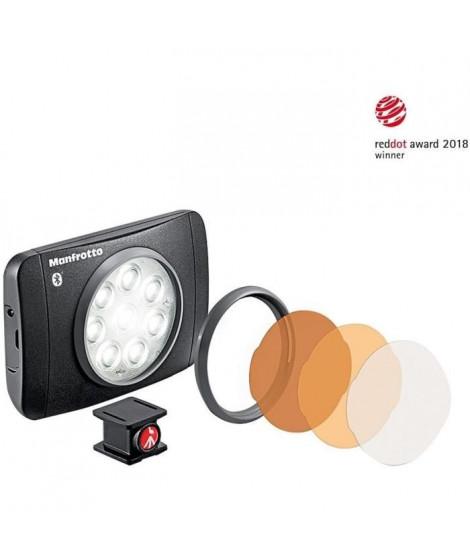 MANFROTTO Lumie Muse 8 Torche LED Bluetooth - Avec accessoires