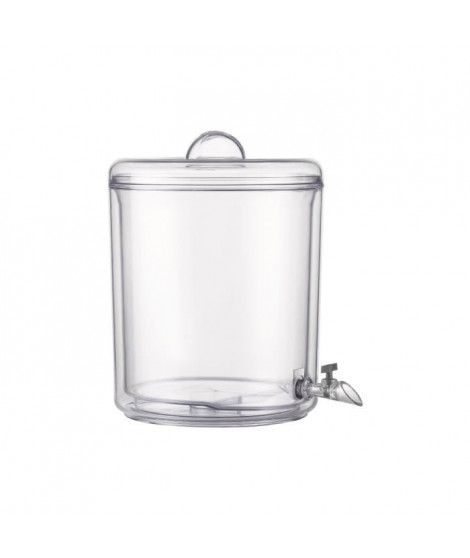 BODUM - MELIOR - Fontaine a boisson en plastique double paroi - Isotherme - 5 l