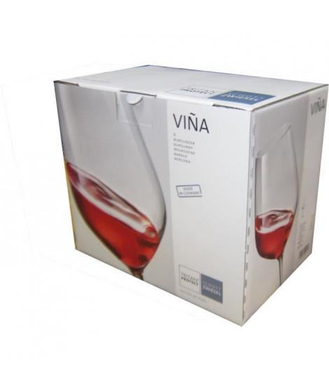 SCHOTT ZWIESEL Boîte de 6 verres a bourgogne Vina - 40 cl