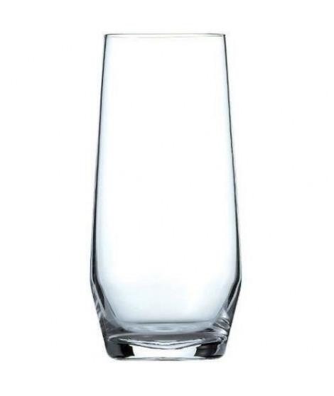 SCHOTT ZWIESEL Boîte de 6 verres a whisky Pure - Forme haute - 79 cl