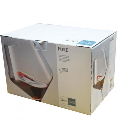 SCHOTT ZWIESEL Boîte de 6 verres a bourgogne Pure - 70 cl