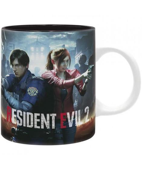 Mug Resident Evil - 320 ml - RE 2 Remastered - subli - avec boîte - ABYstyle