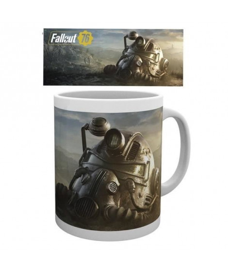 Mug GB Eye Fallout 76 : Dawn