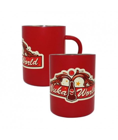 Mug Fallout 76 Nuka-World Steel