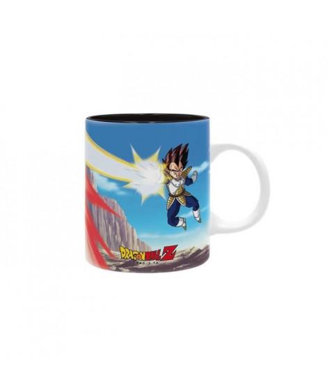 Mug Dragon Ball - 320 ml - DBZ  /Goku VS Vegeta - subli - boîte - ABYstyle