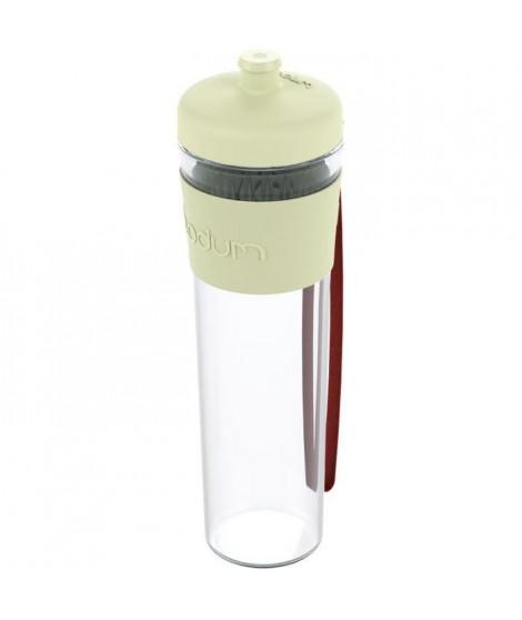 BODUM BISTRO Gourde a emporter - Plastique - 0,5 L - Vert pastel