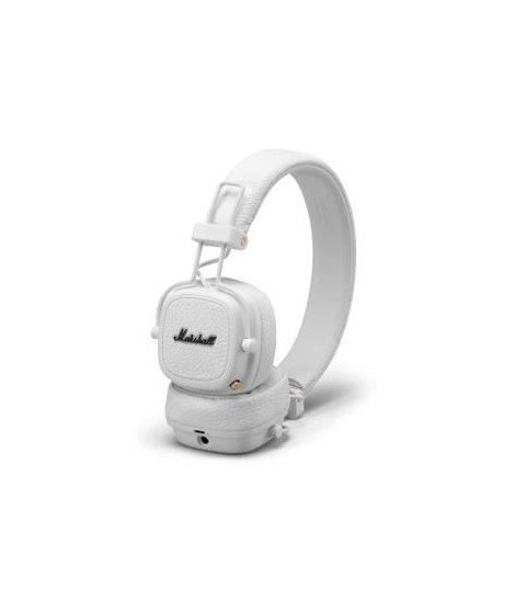 MARSHALL  Casque Bluetooth MAJOR III BLUETOOTH Blanc