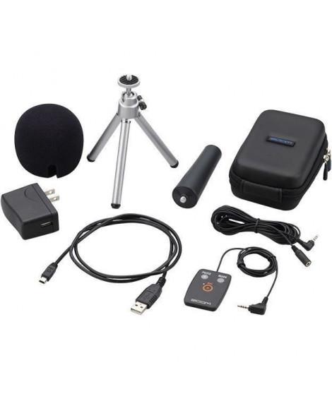 Zoom APH-2N Pack d'accessoires pour H2n comprenant : adaptateur secteur, support trépied de table, bonnette mousse, câ