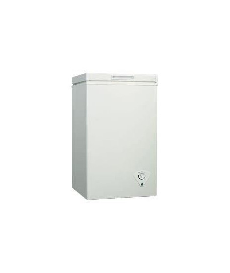 Continental Edison CECCF60AP - Congélateur coffre - 60L - Froid statique - A+ - L 49,9cm x H 85,6cm - Blanc