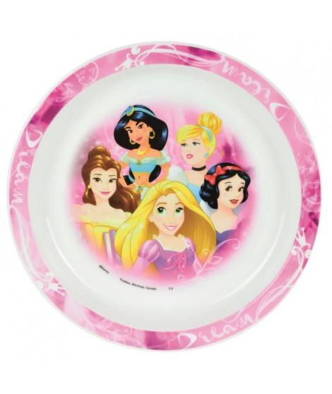 Fun House Disney princesses assiette micro onde pour enfant