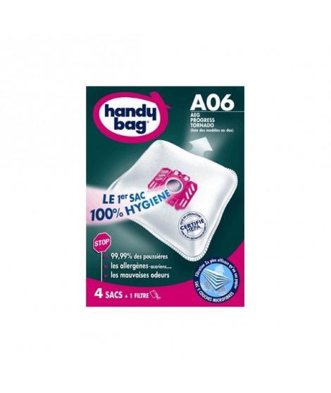 HANDY BAG A06 Sacs Aspirateur Micropor Plus