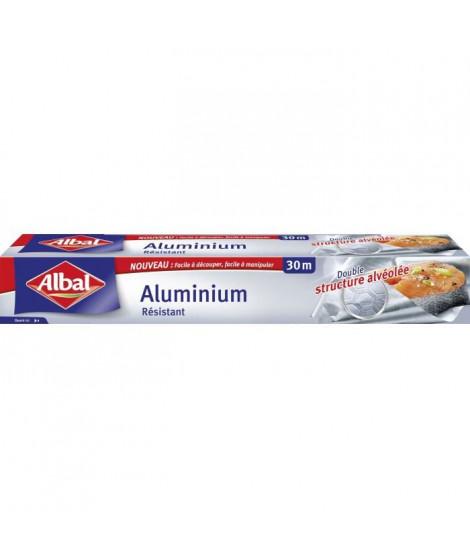ALBAL Rouleau en aluminium - 30 x 0,295 m