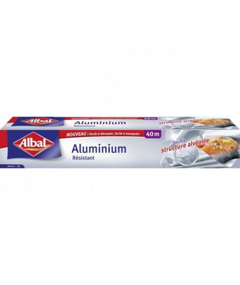 ALBAL Rouleau en aluminium - 40 x 0,295 m