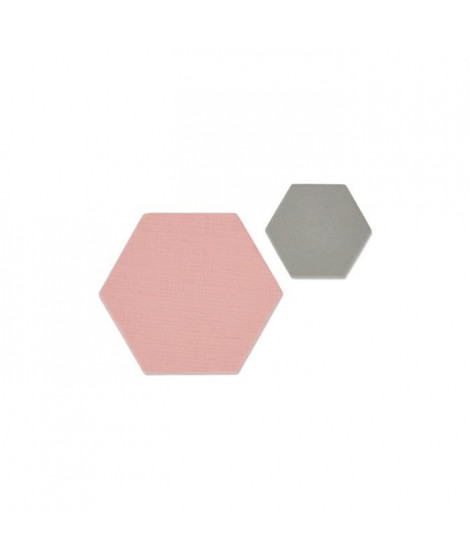 SIZZIX Mini Matrice Framelits - Petits Hexagones