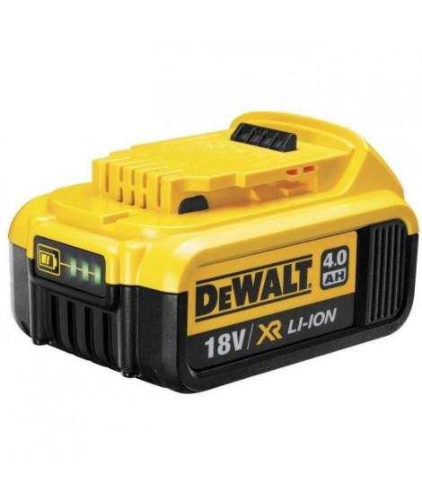 DEWALT Batterie 18V 4Ah Li-ion - DCB182
