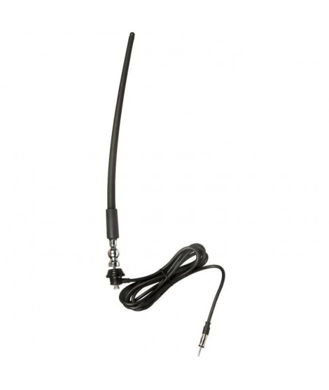 WRC 007500 Antenne Souple Incassable 36 cm