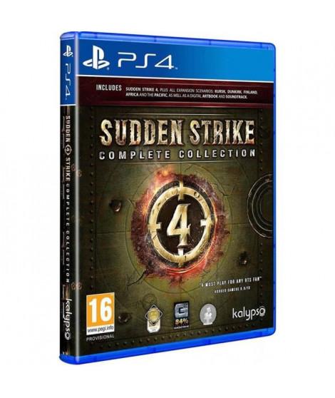 Sudden Strike 4 Complete Jeu PS4
