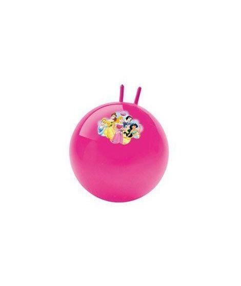 DISNEY PRINCESSES - Ballon Sauteur - 50 cm - Jeu de Plein Air - Fille - A partir de 3 ans