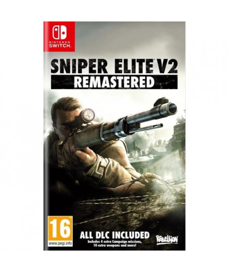 Sniper Elite 2 Remastered Jeu Switch