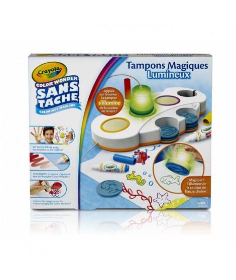 CRAYOLA - Tampons Magiques Color Wonder