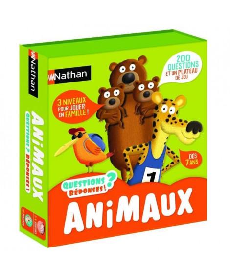NATHAN Questions Réponses - Les Animaux