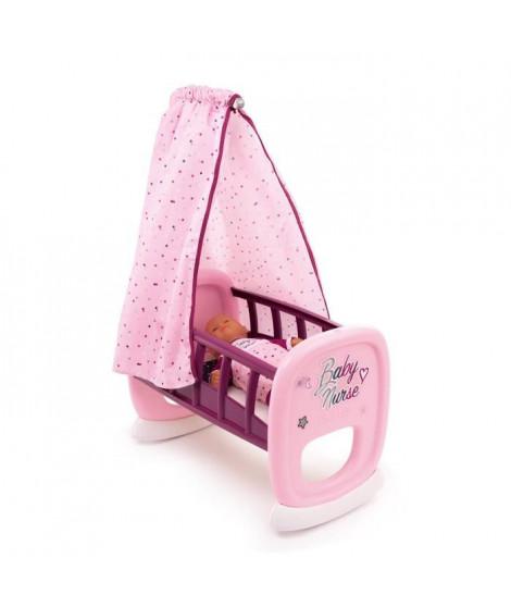 SMOBY Baby Nurse Bercelonnette - Lit Pour Poupon