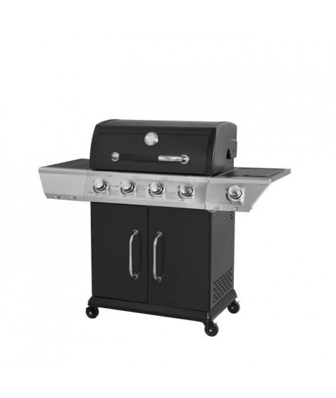 COOKING BOX Barbecue a gaz DUKE - 4 Feux + side