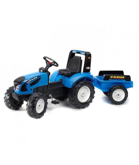 LANDINI Tracteur Série 7 avec remorque