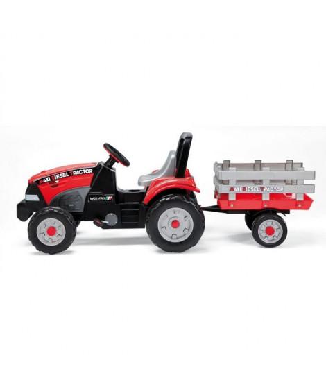 PEG PEREGO Tracteur a pédales réglable Maxi Diesel