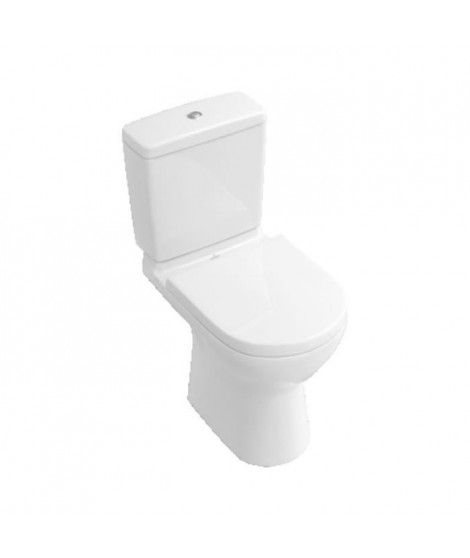 VILLEROY & BOCH Pack WC sans bride O.Novo DirectFlush